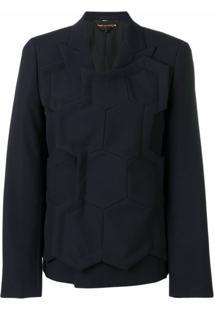 Comme Des Garçons Beehive Layer Jacket - Azul