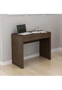 70621 Escrivaninha/Mesa Para Computador Me4107 Tabaco - Tecno Mobili