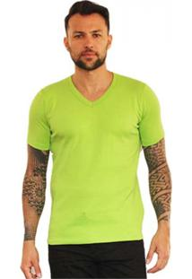 Camiseta Versatti Fram Verde