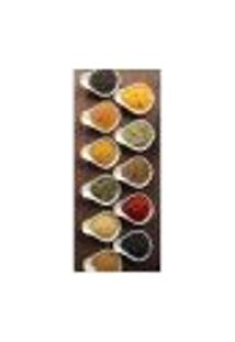 Adesivo Decorativo De Porta - Temperos - Cozinha - 039Cnpt Auto Colante