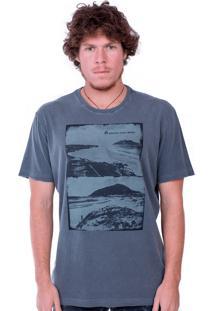 Camiseta Kimarra Ingleses Chumbo