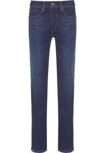 Calça Masculina 519 Extreme Skinny Fit - Azul Marinho