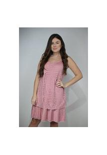 Vestido Dona Popi Suelen Devorê Rosê