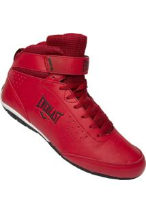 Tênis Everlast Jump 3 Vermelho - Masculino - Masculino