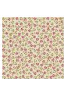 Papel De Parede Autocolante Rolo 0,58 X 3M Floral 99480368