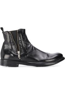 Officine Creative Ankle Boot Hive - Preto