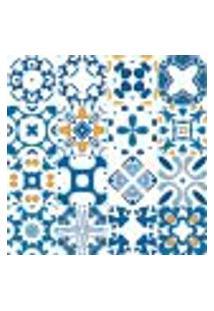 Adesivo De Azulejo - Ladrilho Hidráulico - 373Azme