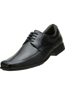 Sapato Social Couro Pelica Amarrar - Masculino