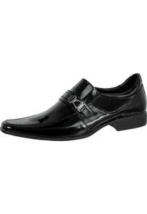 Sapato Bmbrasl Social Verniz - Masculino