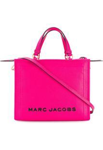 Marc Jacobs Bolsa Tote - Rosa
