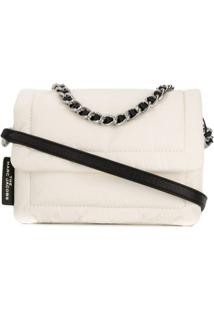 Marc Jacobs Bolsa Pillow Mini - Branco