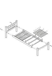 Cadeira Alta Reclinável Mor Sevilha, 21 Posições - 2434