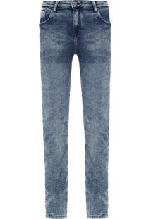 Calça Masculina Skinny Marrocos - Azul