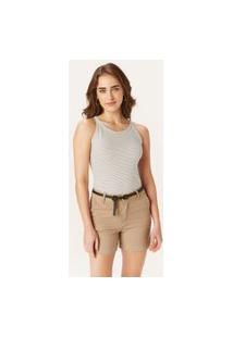 Blusa Listrada Cotton Malwee