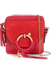 See By Chloé Joan Camera Bag - Vermelho