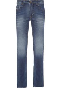 Calça Masculina Thavar L.32 Pantaloni - Azul