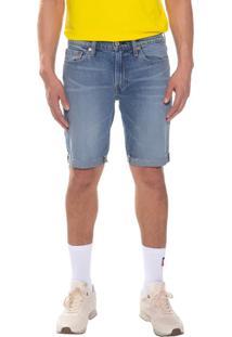 Bermuda Jeans Levis 511 Slim Cut Off - 34