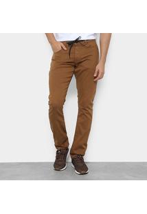 Calça Quiksilver Skate Sarja Color Masculina - Masculino