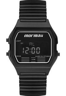 R  206,10. Eclock Relógio Aço Vintage Digital Feminino Technos Mormaii ... 5b5ce09577