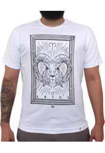 Aries - Camiseta Clássica Masculina