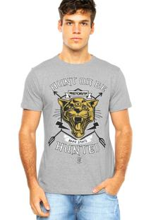 Camiseta Pretorian Hunt Cinza