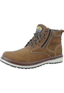 Bota Adventure Casual Bell Boots 8 Chumbo