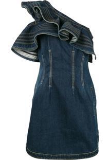 19f8b7fc38 Farfetch. Vestido Cotton Blue Man ...