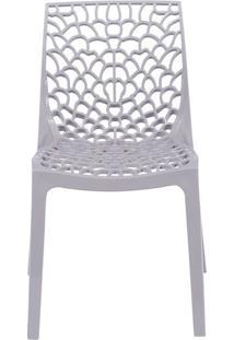 Cadeira Gruver Polipropileno Fendi - 22694 Sun House