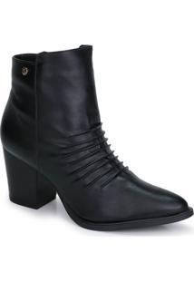 Ankle Boots Salto Grosso Via Uno