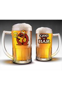 Caneca God Of Bar