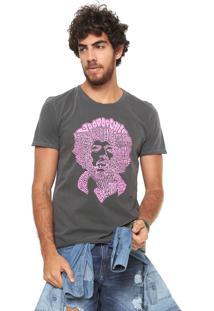 Camiseta Sergio K Hendrix Grafite