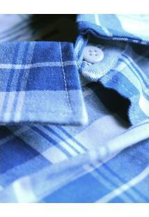 Camisa Xadrez De Flanela Hermosa Beach - Masculino