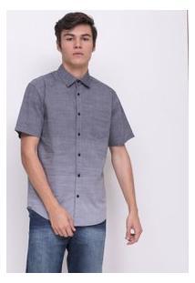 Camisa Com Estampa Degradê
