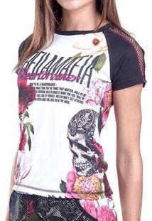 Camiseta Labellamafia Heartbreaker Feminina
