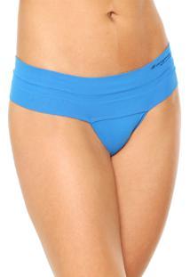 Calcinha Trifil Mini Hipster Original Azul