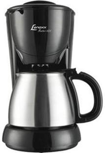 Cafeteira Elétrica Lenoxx - 30 Xícaras, Sistema Corta Pingos, Jarra Aço Inox, Placa Antiaderente