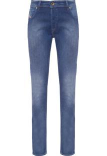 Calça Masculina Sleenker L.32 - Azul
