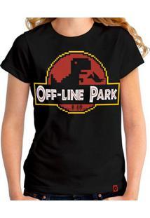 Camiseta Off-Line Park