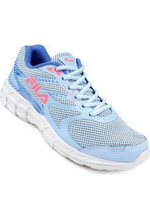61c32df4eb Netshoes. Tênis Fila Stripes Feminino ...