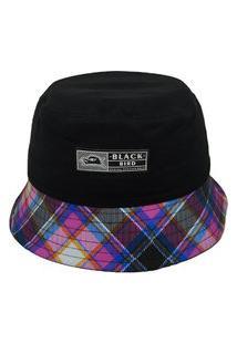 Chapéu Bucket Hats Black Bird Thb 81Pf