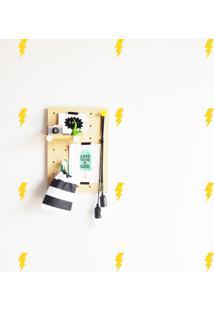 Kit De Adesivo Raio Mini
