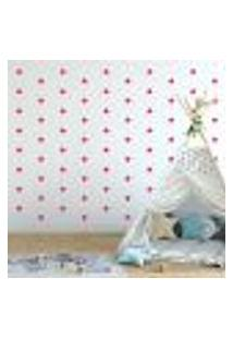 Adesivo Decorativo De Parede - Kit Com 140 Estrelas - 005Kab10