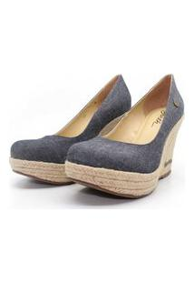 Scarpin Barth Shoes Maresias - Jeans