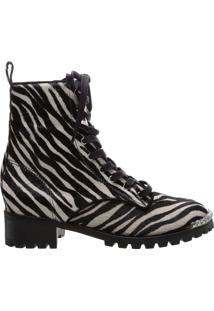 Coturno Glam Zebra | Schutz