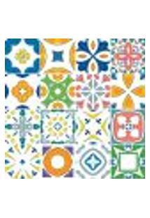 Adesivo De Azulejo - Ladrilho Hidráulico - 383Azge