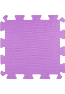 Tapete Tatame Loja Da Maria Eva 50X50X1,5Cm 15Mm Rosa Pink