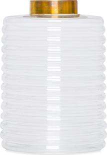 Garrafa Decorativa Amiens - Branco