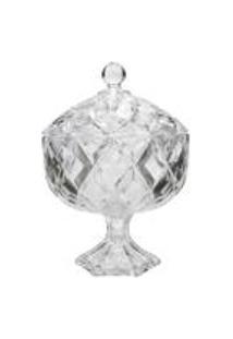 Bomboniere De Cristal Ecologico Weave 18 Cm X 24 Cm Home Style