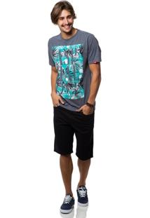 Camiseta Asphalt Heat Seeker - Masculino