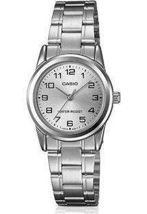 5846b8fe859 Zattini. Relógio Feminino Unissex Casio ...